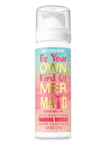 Pin By Bath Body Works On Mermaid Life Hand Sanitizer Bath