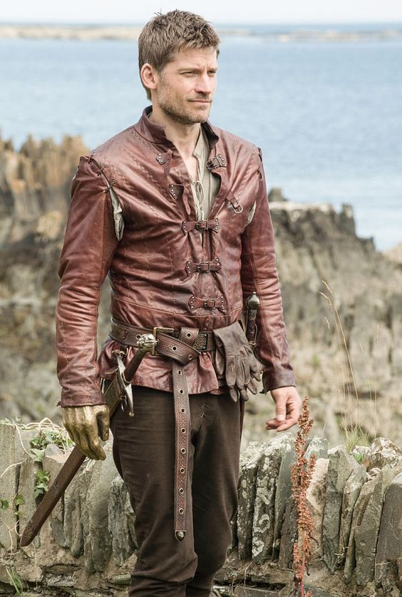 Jamie Lannister from Game of Thrones