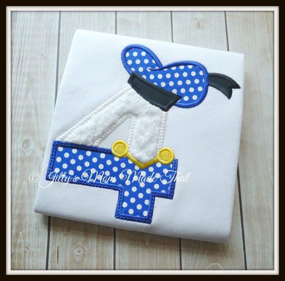 Duck Boy Birthday Shirt  Duck Shirt Boys by JillysMomMadeThat