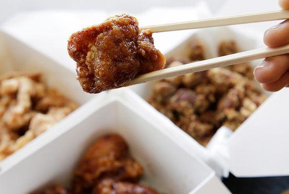 Tenkatori's Chicken Karaage Is Chopstick-Lickin' Good