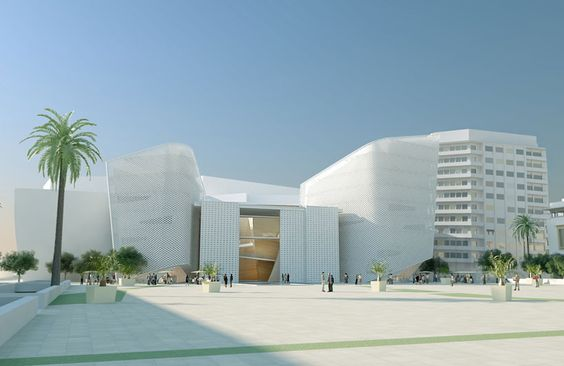 Discover the Casarts in Casablanca, the future home of theater in Africa!