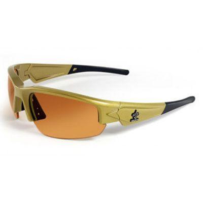 New Orleans Saints Maxx HD Dynasty 2.0 Sport Sunglasses