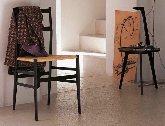家具 ブランド メーカー カッシーナ 699 チェア コーディネート例