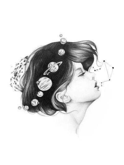 Mi mente, todo un universo desconocido e incomprendido.