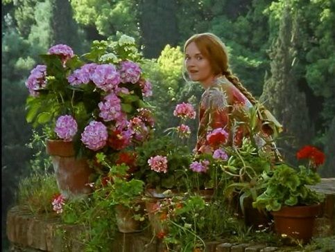 Enchanted April - just maybe my favorite movie - every April I watch this - best on a rainy afternoon: