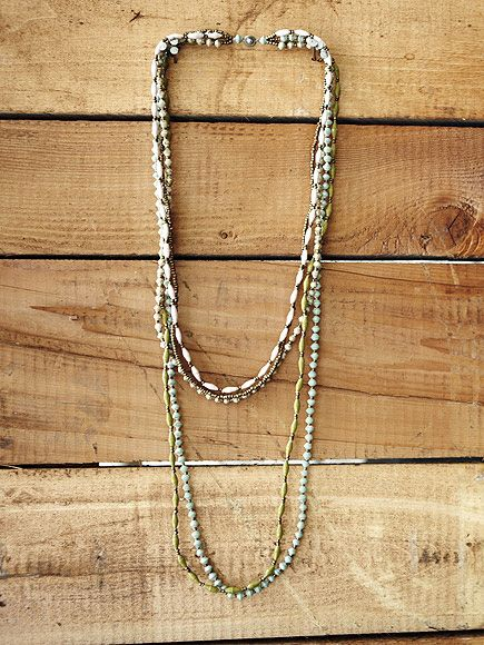 20% off of 31 Bits's lovely necklaces handmade by women in Uganda!
