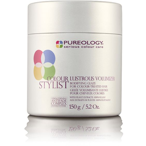 Colour Stylist Lustrous Volumizer
