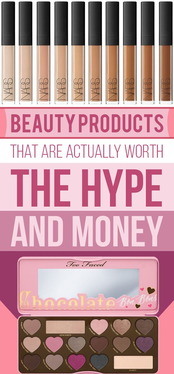 19 Beauty Products That Are Actually Worth The Hype And Money