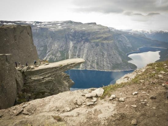 Trolltunga Odda, Norway