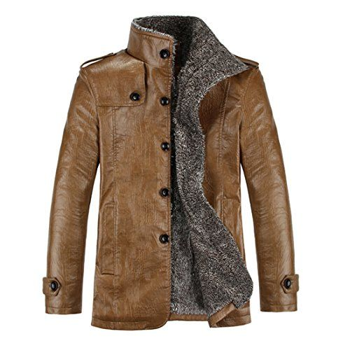 Herren Winter Leder Mantel Duffle-Mantel in 3/4 Laenge mit Schulterklappe peacoat(50,Khaki) Fashion Season http://www.amazon.de/dp/B00N4ON3AI/ref=cm_sw_r_pi_dp_4Adbub0T4DNZ8