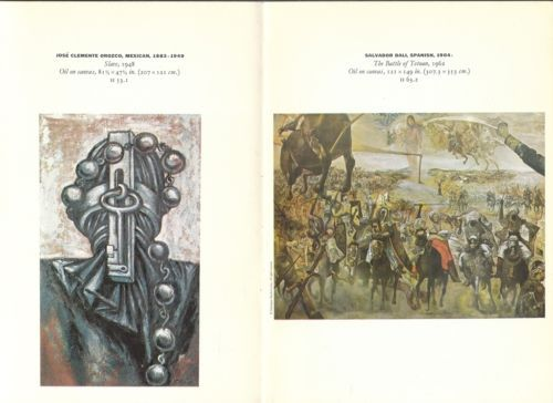 1964 Art Catalog Fifteen Paintings from the Huntington Hartford Collection