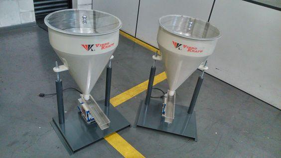 Dosadores Vibratórios Vibrokraft