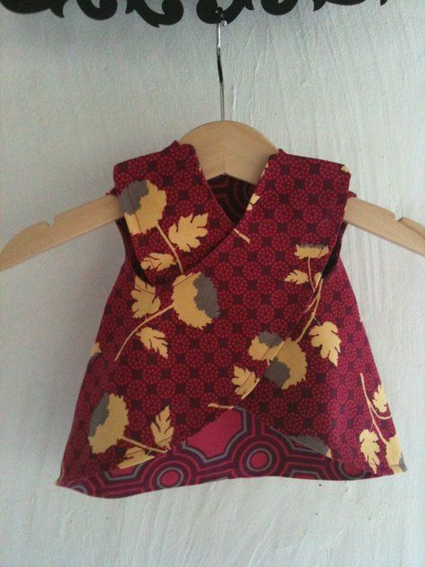 A Cross-over Apron Dress for very small babies. Size 45-50 (newborn) or premature. Free pattern here: http://www.burdastyle.com/patterns/annasaprondresspremature