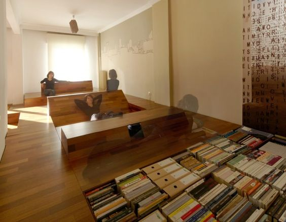 Remodeled Greece Apartment with Library & Lounge Built In Ground