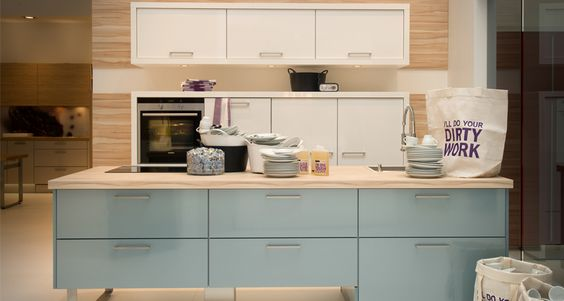 Nolte kitchens range is exactly what you would expect from a quality German brand.