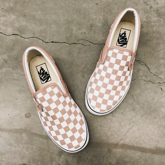 Pin by Natalie Malette on i love shoes   Checkered shoes, Vans ...