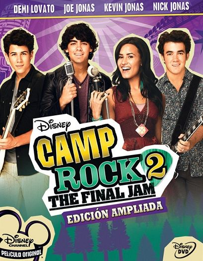 Camp Rock 2 The Final Jam Descargar Torrent Divxtotal Camp Rock Peliculas Completas Peliculas