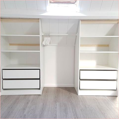 Armoire Dressing Sous Pente Meuble Sous Pente Ikea Y Wardrobe Ikea Armoire Dressing Ikea Meuble Pente Sous Attic Wardrobe Build A Closet Slanted Walls