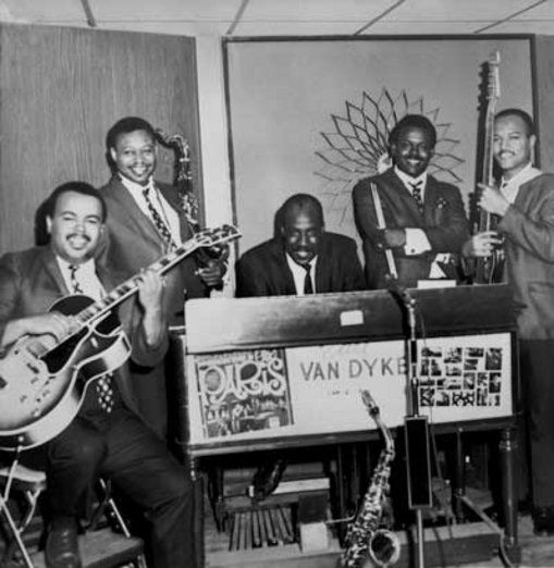 The Funk Brothers. The backing band on most of the Motown hits of the 60s.