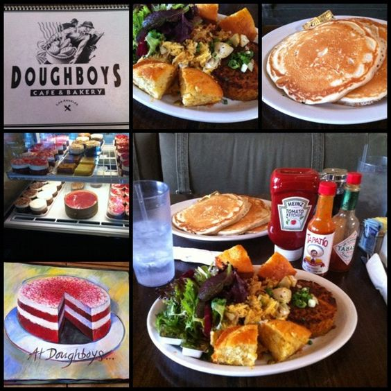 Doughboys Cafe and Bakery