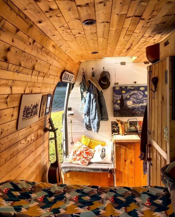 11 Of The Best Tips On How To Build A Campervan Yourself
