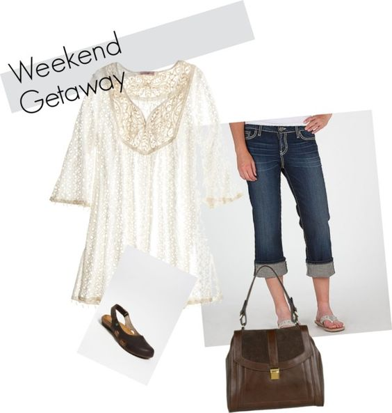 Casual Weekend Getaway, created by digiscrappy on Polyvore