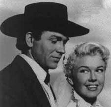 Calamity Jane - Howard Keel and Doris Day on screen chemistry in bucket loads #musical #film