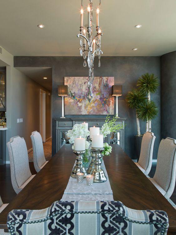 austin interior design - Look at the wall treatment. houzz.com ustonian Luxury ondo ...