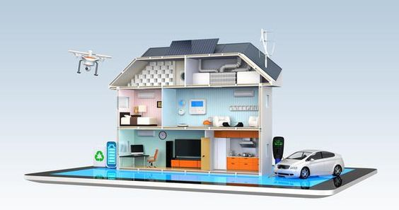 La smart home du futur sera une maison consciente