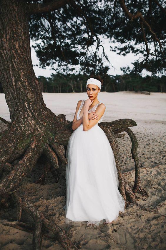 Hochzeitsfoto: Blue & Ivory