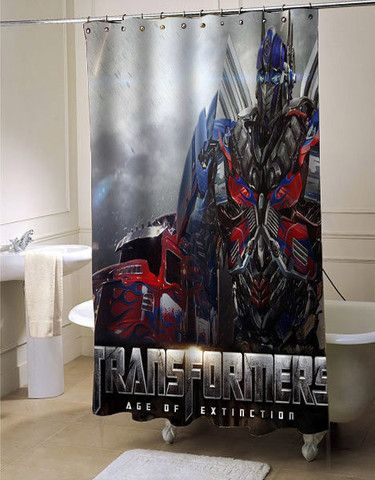 Transformers Age of Extinction Latest shower curtain customized design for home decor #showercurtain #showercurtains #shower #curtain #curtains #bath #bathroom #home #living #homeliving #cutecurtain #funnycurtain #decorativeshowercurtain #decoration