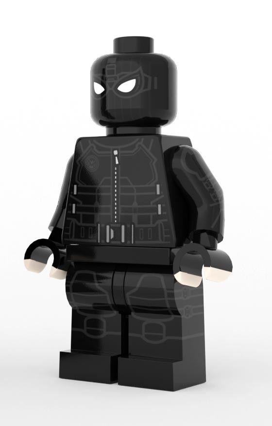 Phoenix Customs Lego Custom Phoenixcustoms Marvel Superheroes