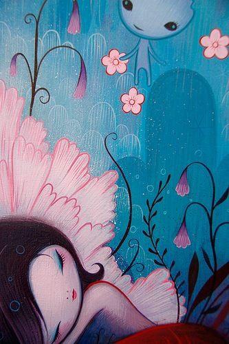 Image detail for -Vinyl Pulse: Rotofugi Presents: Jeremiah Ketner Julie West in Flower ...:
