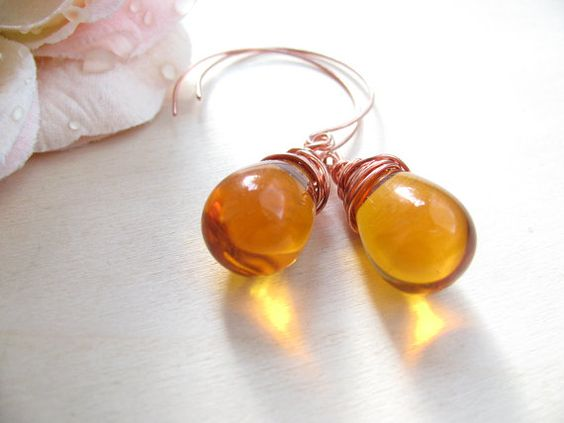 February #5 by Giovanna on Etsy l #earrings