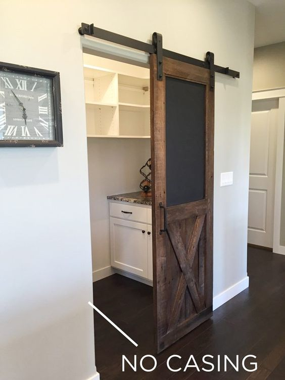 How to Measure for a Sliding Barn Door - Grain Designs