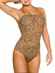 Pacha tube tan through swim suit