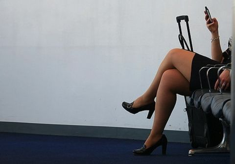 Cabin crew says 'no' to skirts - Totaltravel