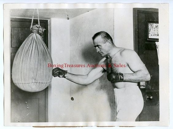 1929 Boxing George Modrich Vintage Photograph Heavyweight Auckland New Zealand | eBay