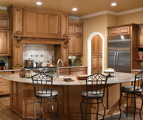 Kitchen Cabinets Color and Finish Photo Gallery   Aristokraft ...