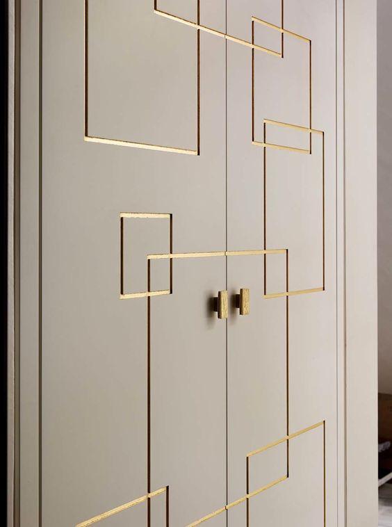 Detalhe + Dourado + William Garvey
