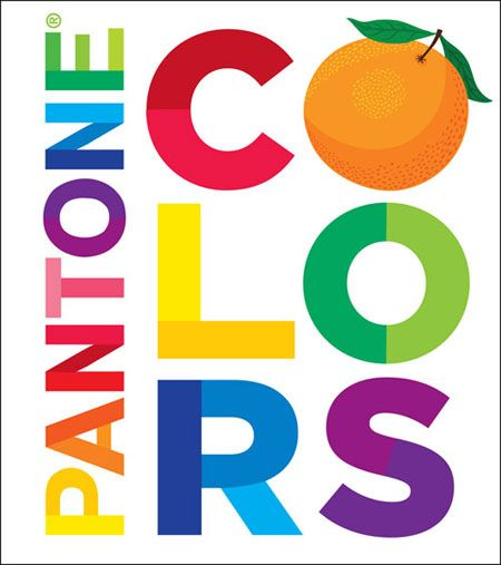 Pantone Colors board book with 20 shades of each color and cute illustrations. I want it for myself!