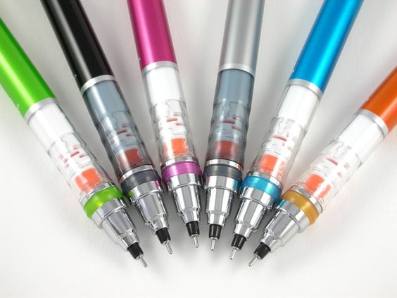 Kuru Toga Pencil. Best. Mechanical. Pencil. Ever!! I buy ...