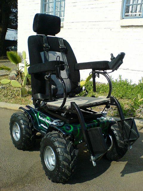 Viking 4x4 all terrain autos weblog for All terrain motorized wheelchairs