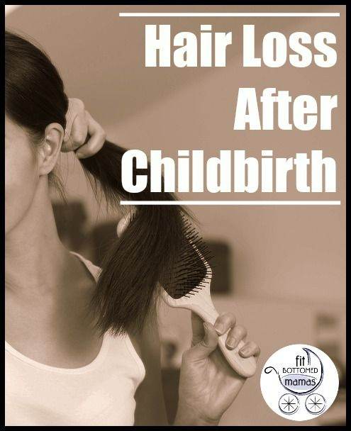 The 411 on hair-loss after childbirth. Nip it in the butt with Biotin! http://www.herbalprovider.com/Wholefood-Biotin