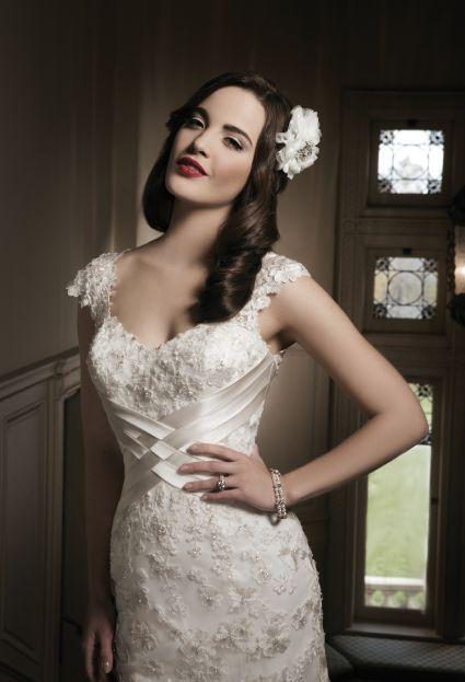 Vestidos de novia vintage 2014 [Fotos]