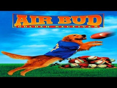 Air Bud Golden Receiver Ending Theme Great Movie Clip Youtube Great Movies Air Bud Movie Clip