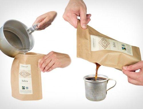 Growers cup - Coffee Brewing Bags