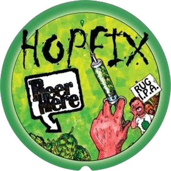 HopFix Beer Here - Craft Beer