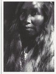 A Kato Woman, Edward S. Curtis