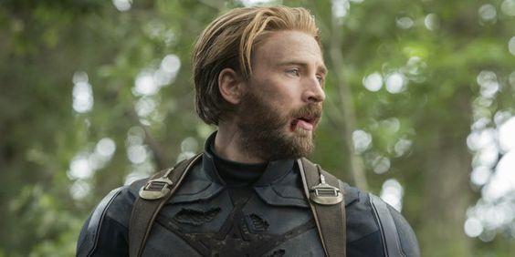 Steve Rogers- Captain America